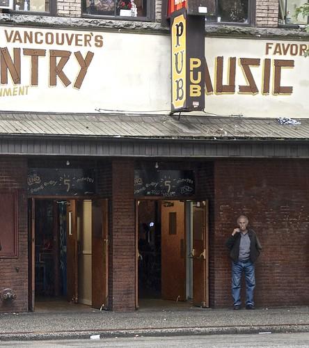 Grand Union Pub - Vancouver, B.C.