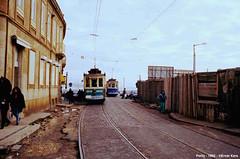 Esplenada do Castelo (ernstkers) Tags: 205 276 brill porto portugal stcp stcp205 stcp276 streetcar tram tramvia tranvia trolley elctrico strasenbahn bonde sprvagn