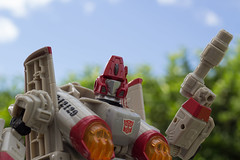 Transformers - Powerglide (Vimlossus) Tags: toy robot transformers autobots