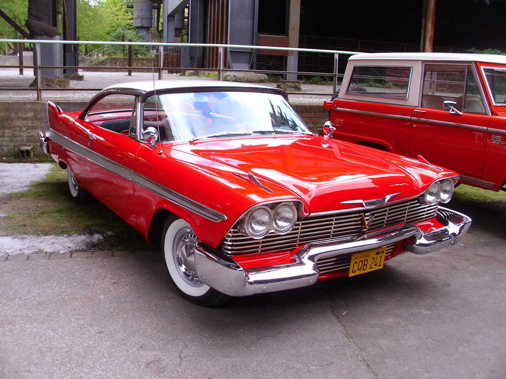 Plymouth Fury 1958 For Sale >> The World's Best Photos of christine and fury - Flickr Hive Mind