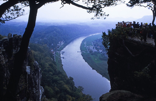 "Elbsandsteingebirge (012) Bastei • <a style=""font-size:0.8em;"" href=""http://www.flickr.com/photos/69570948@N04/21656037105/"" target=""_blank"">View on Flickr</a>"