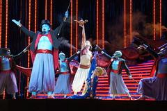 Disney's Aladdin at DCA (GMLSKIS) Tags: disney dca disneysaladdin genie carpet aladdin prince california amusementpark anaheim disneycaliforniaadventure