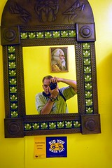Self-Portrait, Tequila's Mexican Restaurant (jjldickinson) Tags: selfportrait bathroom restaurant mirror mexican kansas metaphotography jacobdickinson nikond3300 promaster52mmdigitalhdprotectionfilter nikon1855mmf3556gvriiafsdxnikkor 102d3300 tequilasmexicanrestaurant