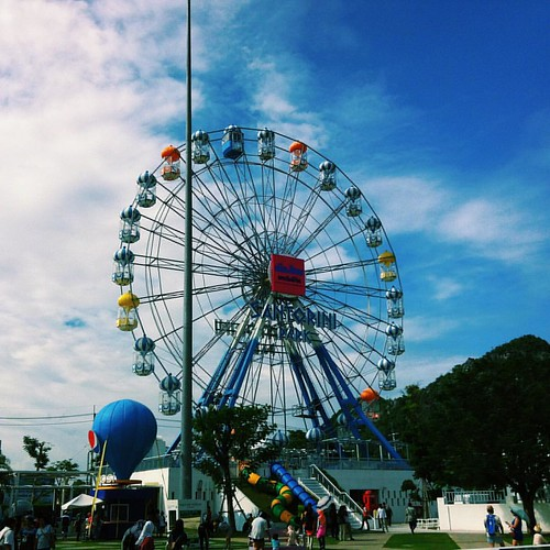 Hua Hin Ferris Wheel 7.30.2015