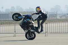 Aaron Colton (linda m bell) Tags: california freestyle airshow rider redbull motocycle sanbernardino 2015 aaroncolton sanbernardinointernationalairport sbdfest
