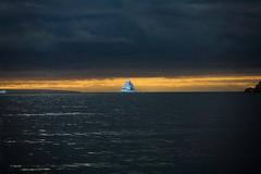 Lone Iceberg near Livingston Island, Antarctica 2006