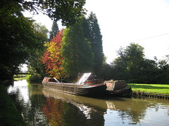 151009_13 (Bushy Park Boy) Tags: autumn trees walking canals barge warwickshire midlands longwalks onlyconnect coventrycanal b2e beestontoexeter
