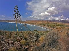 Sol Nublado (AAcero) Tags: cabodegata almeria genoveses sj5000