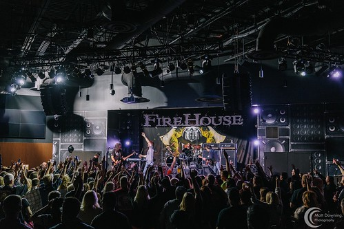 Firehouse - October 16, 2015 - Hard Rock Hotel & Casino Sioux City