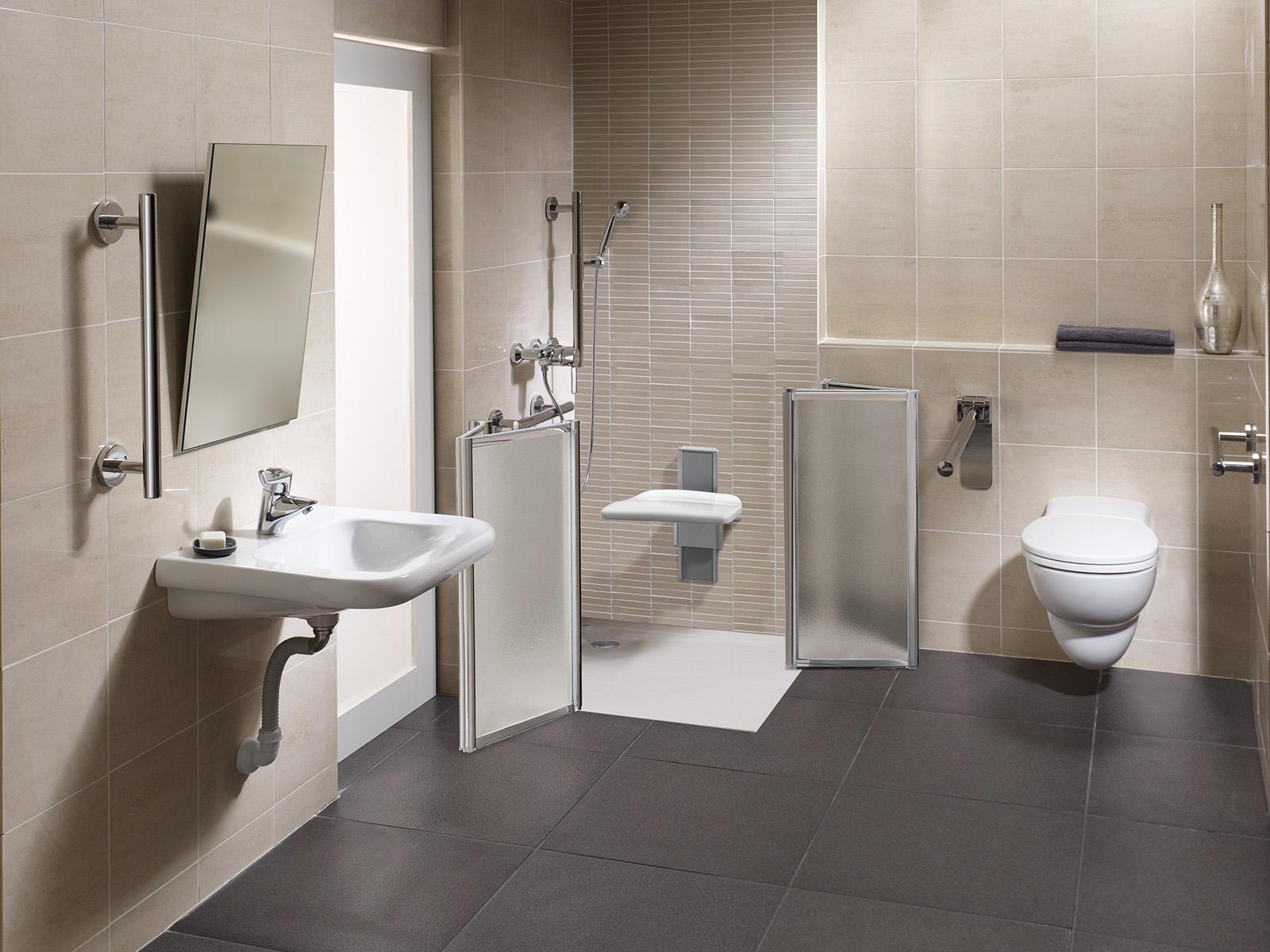 Bagni per disabili con doccia av regardsdefemmes