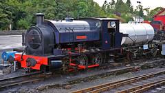 Haverthwaite Railway Station (lens buddy) Tags: steam locomotive haverthwaite steamlocomotive lakesidehaverthwaiterailway haverthwaiterailwaystation