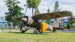 PZL P-11c (kamil_olszowy) Tags: fighter poland pzl dęblin epde p11c