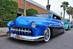 Cruisin' Grand 4/10/15 (USautos98) Tags: mercury hotrod fatboy 1949 streetrod merc kustom leadsled