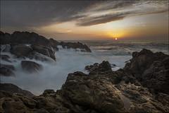 Corrubedo (Explore) (Jose Cantorna) Tags: costa mar agua nikon galicia cielo roca acantilado oceano risco d610 corrubedo