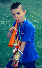 Vuvuzela (Ado_Avdic) Tags: gorinchem avond4daagse vuvuzela