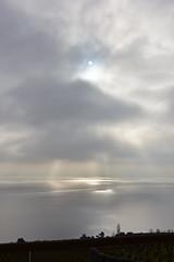 Jeu de cache cache (Diegojack) Tags: automne nikon lumire silhouettes lac lman reflets paysages brouillard lavaux d7200