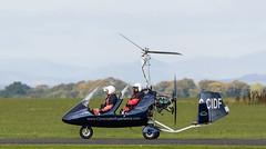 G-CIDF MTO, Scone (wwshack) Tags: scotland scone gyro perthairport autogyro gyrocopter egpt mto sconeairport gcidf albaairsports