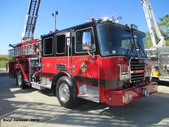 Citizens Fire Company Engine 782 (GhostStationPA86) Tags: unitedstates pennsylvania feuerwehr bomberos firedepartment kme brandweer citizens firebrigade pumper tamaqua bombeiros schuylkillcounty