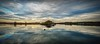Alnmouth,  Northumberland (seanfarr) Tags: northumberland uk outdoor olympus england reflections water sky colours clouds landscape alnmouth river