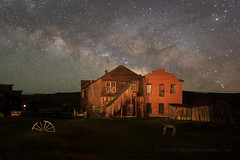 USGS Reports 193 Earthquakes over 1.5 This Week Near Bodie (Jeffrey Sullivan) Tags: earthquake brick buildings bodie state historic park milky way night photography workshop dechambeau hotel wild june 2015 photo copyright jeff sullivan travel abandoned west american mining town
