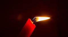 Goodbye Norma Jean (SKAC32) Tags: canon100mmf28macro macro ef100mmf28macrousm macromondays inspiredbyasong candle red flame
