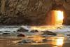 Key Hole (Erick Castellón) Tags: pfeifferbeach keyhole big sur california coast sunset sunlight sunrays