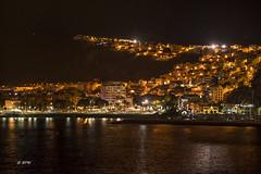 San Sebastián at night (hph46) Tags: kanaren lagomera sansebastián sansebastiándelagomera canarias spanien españa nachtaufnahme lichter sony alpha7r stadt hafen