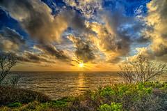 Amazing Sunset (Michael F. Nyiri) Tags: ptfermin sanpedro california southerncalifornia sunset clouds cloudscapes sky sea ocean pacificocean palosverdespeninsulacalifornia