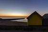 44 - Batz-Sur-Mer (Fabinambule) Tags: 44 batzsurmer cabane heuredorée couchédesoleil fabienensarguex fabinambule 1018 100d canon plage cabinesdeplage heurebleue loireatlantique bretagne