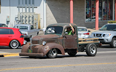 1940s Dodge Pickup (SPV Automotive) Tags: 1940s dodge pickup truck classic car brown rust