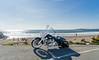Road King at the Beach (Robert Windel) Tags: ca cali california factory47 harleydavidson roadking santacruz baddad beach motorcycle ocean ridewright
