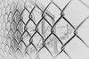 Fences (L E Dye) Tags: fencefriday silverefex alberta canada d5100 frost ledye nikon fence prairie rural winter