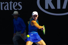 Wozniacki vs Rodionova (Wild West Photography_) Tags: wozniacki rodionova australian open 2017 pentax ricoh k3