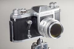 Zeiss Contax D (`52-`56) (Jim Getchell) Tags: cameraporn fd300mmf28l dresden sachsen germany de