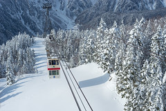 新穂高 Shinhotaka (CarbonCUBE) Tags: snow shinhotaka ropeway cablecar mountain gifu japan sony a7
