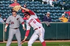 Louisiana-Monroe - Game 1-65 (Rhett Jefferson) Tags: arkansasrazorbacksbaseball hunterwilson