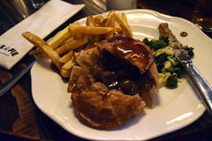 DSC_2361 City of London The Astronomer Fullers English Pub 125-129 Middlesex Street London E1 Delicious Meat Pies (photographer695) Tags: city london the astronomer fullers english pub 125129 middlesex street e1 delicious meat pies