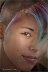 """Zoé ... ( P-A) Tags: modèle rebel style femme modernejolie belle jeune étudiante photos simpa© """"nikonflickraward"""""""