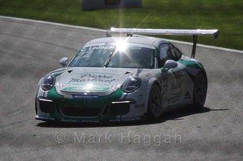 Porsche Mobil 1 Supercup Qualifying at the 2015 Belgium Grand Prix