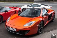 McLaren Mp4-12c Spyder (DHibbertPhotography) Tags: car northwest fast super ferrari exotic tvr lambo lamborghibi