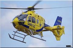 EC 135 P2+, SAMU 22, F-HTRS (OlivierBo35) Tags: samu rennes spotting rns ec135 helicoptere samu22