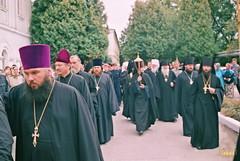103. Consecration of the Dormition Cathedral. September 8, 2000 / Освящение Успенского собора. 8 сентября 2000 г