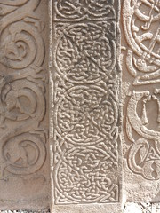 Pictish symbols, Aberlemno Sculpured Stone (Beth M527) Tags: scotland standingstones angus pictish historicscotland 2015 aberlemno sculptedstones aberlemnosculpturedstones