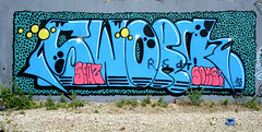 graffiti utrecht (wojofoto) Tags: holland graffiti utrecht nederland netherland sword grindbak wolfgangjosten wojofoto
