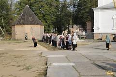 019. Patron Saints Day at the Cathedral of Svyatogorsk / Престольный праздник в соборе Святогорска