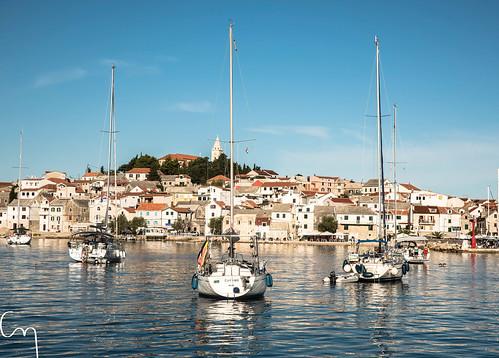 village croatia catamaran yachting primosten dalmationcoast sailingboating