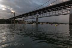 K3__7322.jpg (screwdriver222) Tags: bridge england clouds river boats lights pier cornwall pentax unitedkingdom jetty plymouth rail devon suspensionbridge tamar k3 brunel saltash roadbridge royalalbertbridge sigma1020mmf456exdc saltashpassage
