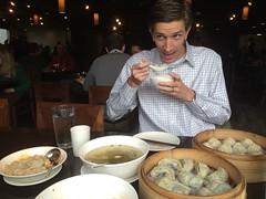 Jeb's dumplings.