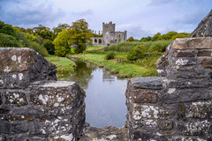 Tintern Abbey (cogy) Tags: ireland church landscape lumix ruin panasonic restoration wexford touristattraction tinternabbey gh3 opw 14140