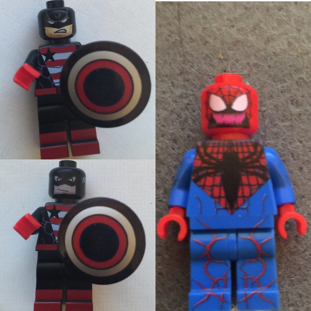The world 39 s best photos of carnage and lego flickr hive mind - Lego spiderman 3 ...